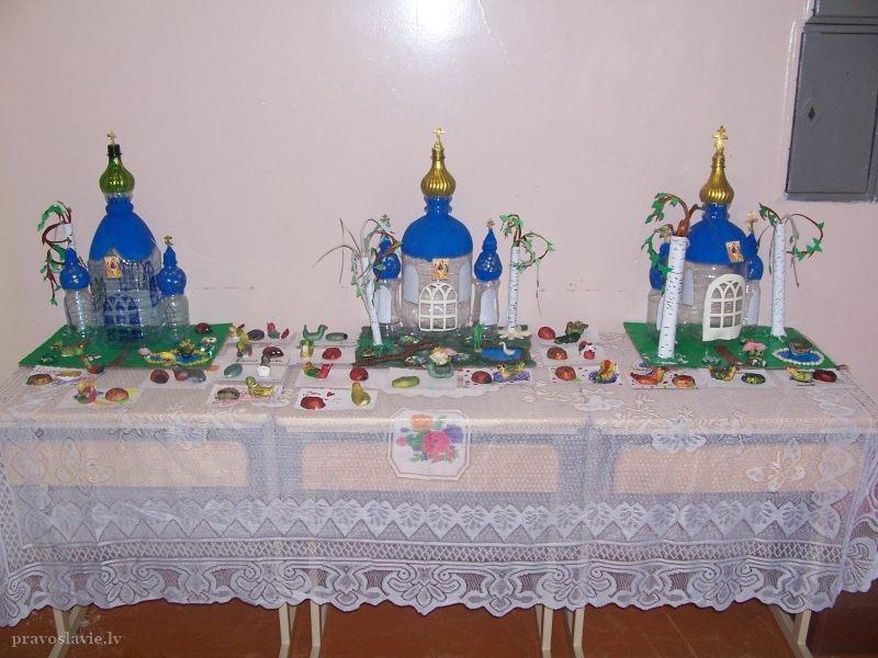 Поделки храмов своими руками